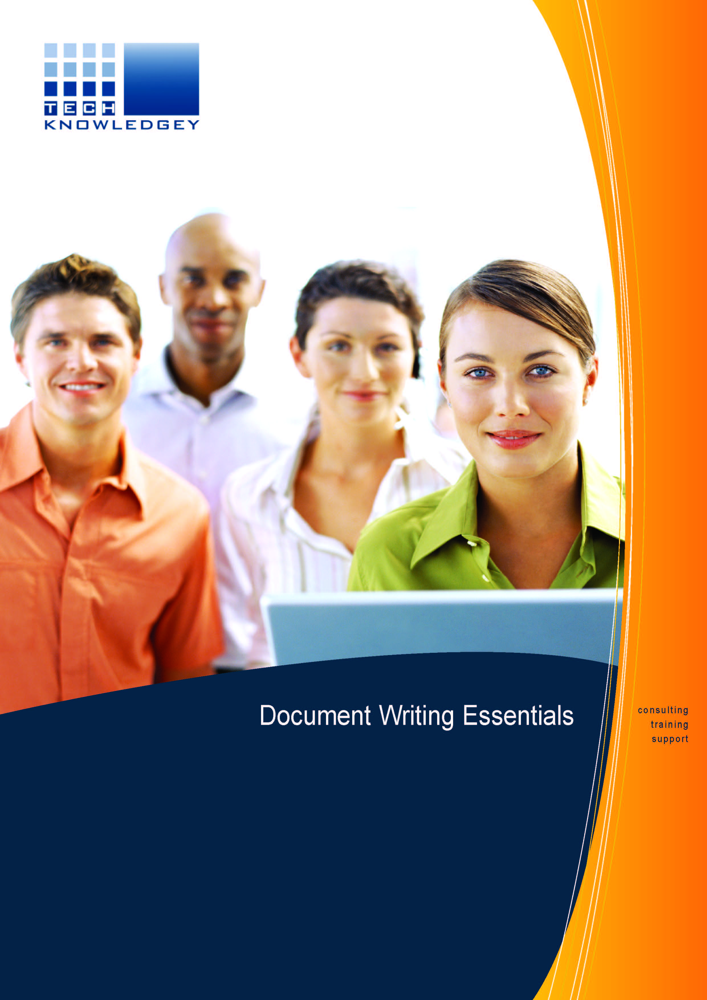 Document Writing Essentials Courseware