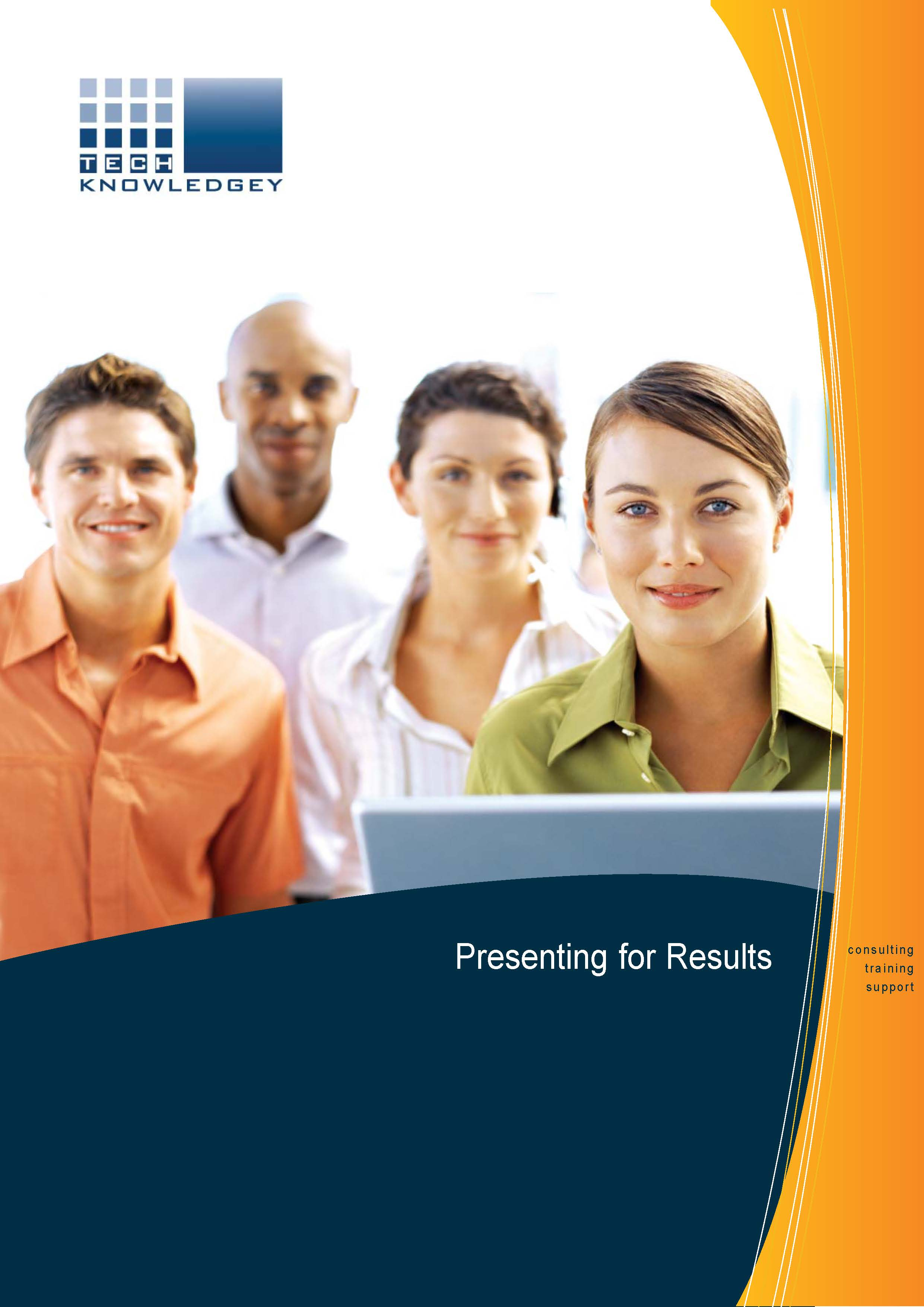 Presenting for Results Courseware